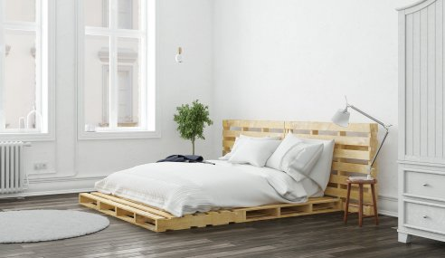Data suggests that pallet furniture is a must-have for Brits