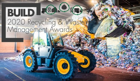 BUILD Magazine Announces the Winners of the 2020 Recycling & Waste Management Awards