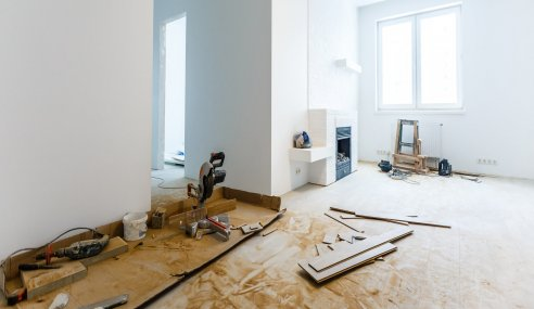 How to Go About a Full Home Renovation