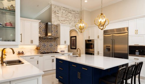 Cabinetry and Countertop Forecasts and Trends