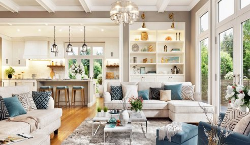 Simple and Practical Tips That Will Help You Manage A Large Home