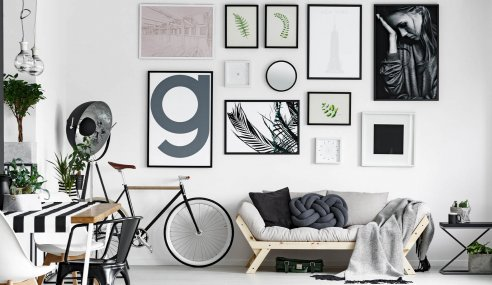 Smart Wall Décor Ideas to Liven Your Room