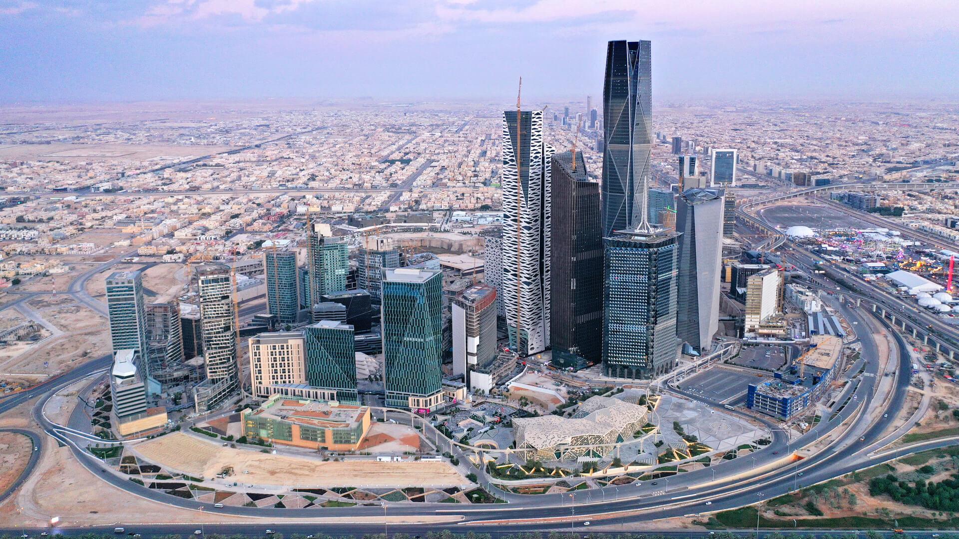 Saudi Arabia architecture
