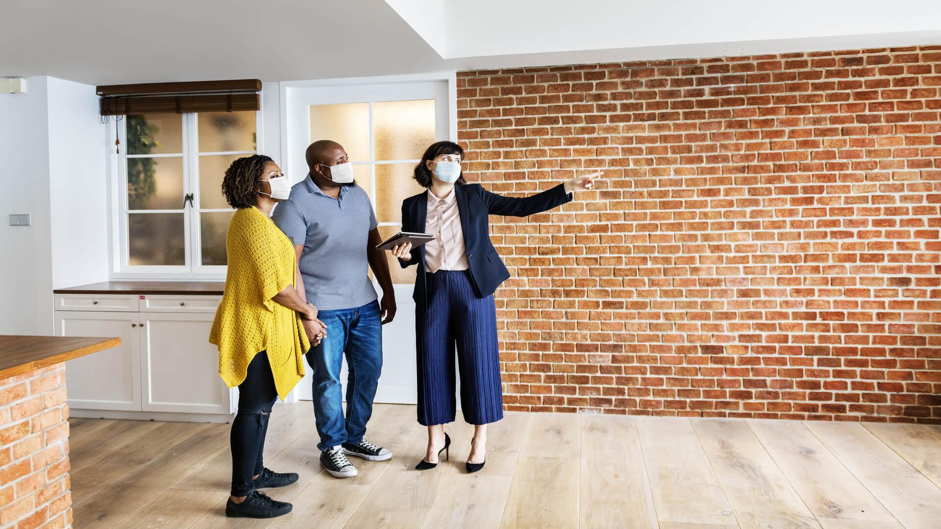 Real estate property buying