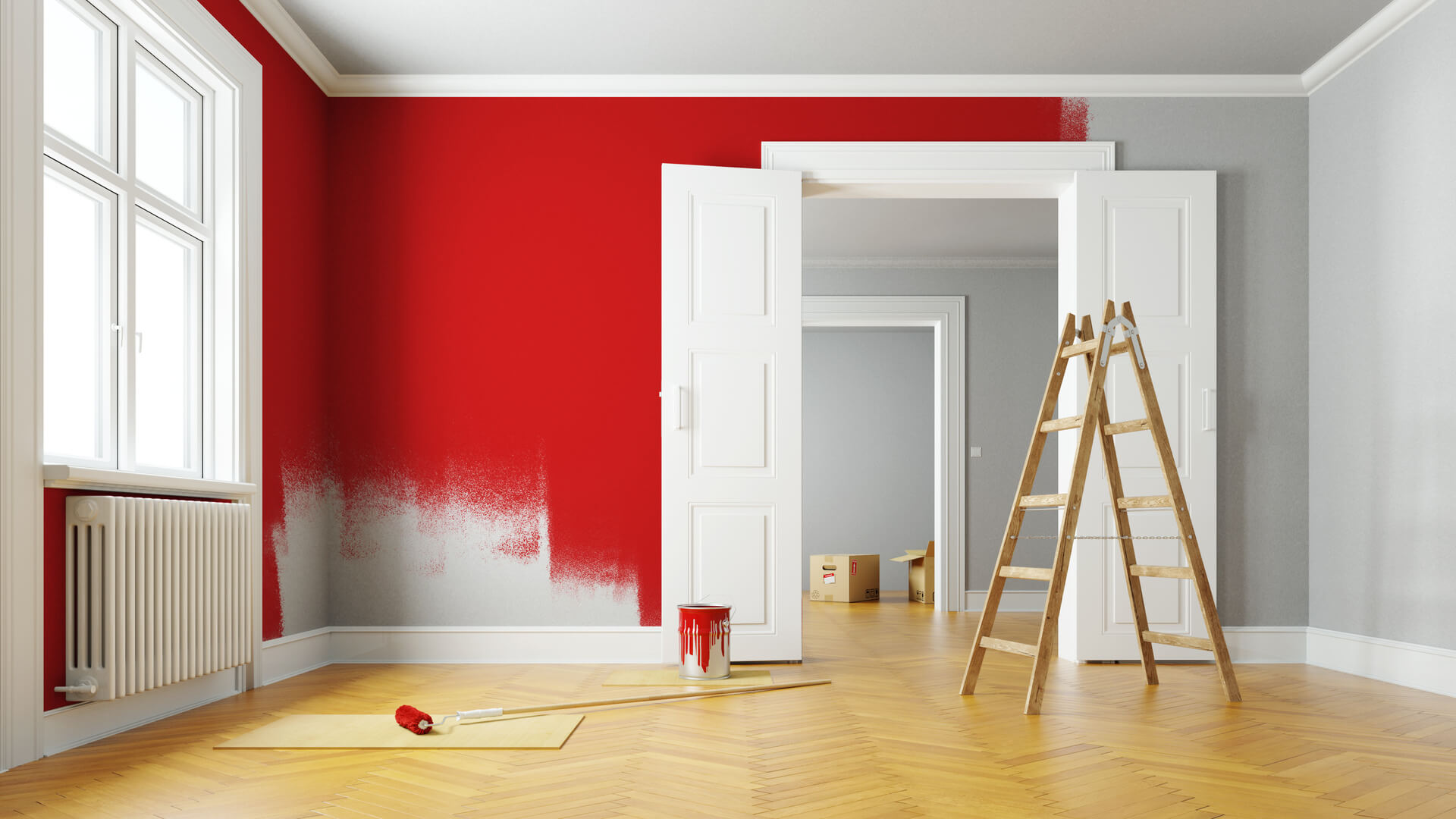 Home renovation selling