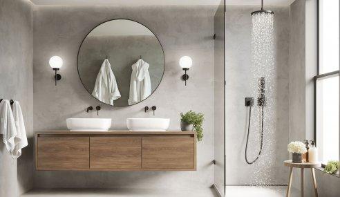 Modern Bathroom Trends For 2021