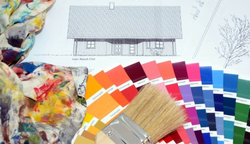 4 Tips For Choosing A New Roof Colour On Your House
