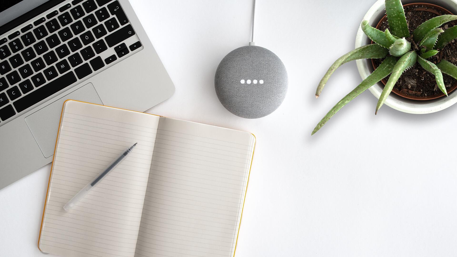 smart speaker etc