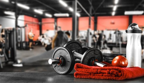 Have a Spare Garage? Convert It Into an Amazing Gym!