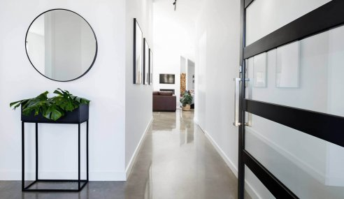 How to Make Your Concrete Floors Look Nicer