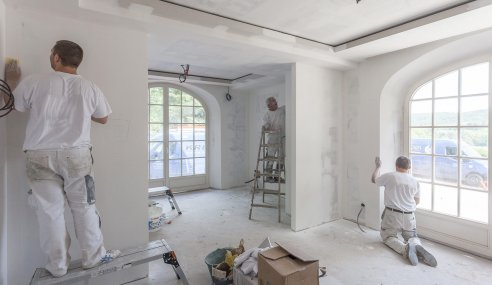 Refurbishing a Property Cost-Effectively