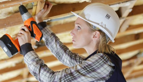 #MoveOverBob! Women In Building And Why You Should Hire A Female Contractor