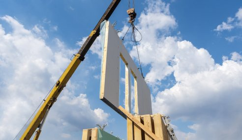 Modular Construction: A Sustainable Alternative to Traditional Building Techniques