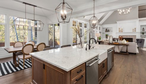 Interesting Ways You Can Re-do Your Kitchen In 2021