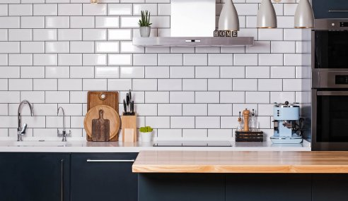 Tile Designs for Your Laundry, Kitchen and Bathroom