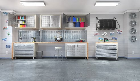 Top 15 Things That You Can Do To Make Your Garage More Lively