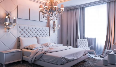 Classic Bedroom Design Ideas for Couples