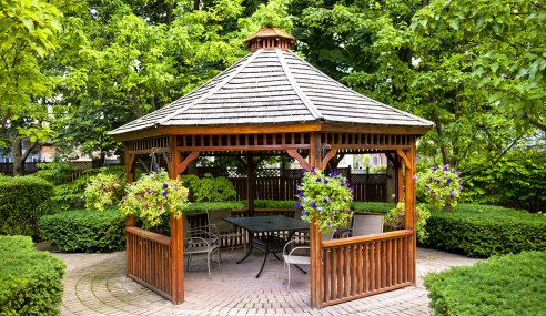 Planning to Install a Gazebo? Here's What to Keep in Mind