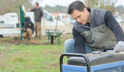 6 Tips For Safely Using a Generator On-site