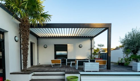 How to Build and Style a Pergola