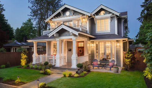 10 Home Exterior Upgrades To Boost Your Property's Value
