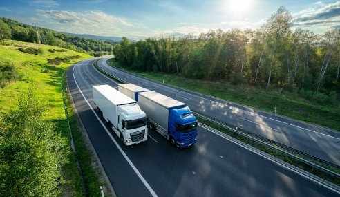 Why You Need To Pay Extra Attention When Driving Near A Truck