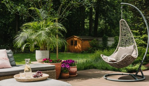 These 8 Creative Ideas Will Make Your Backyard More Inviting