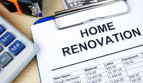 6 Tips How to Pull off a Tight-Budget Home Renovation