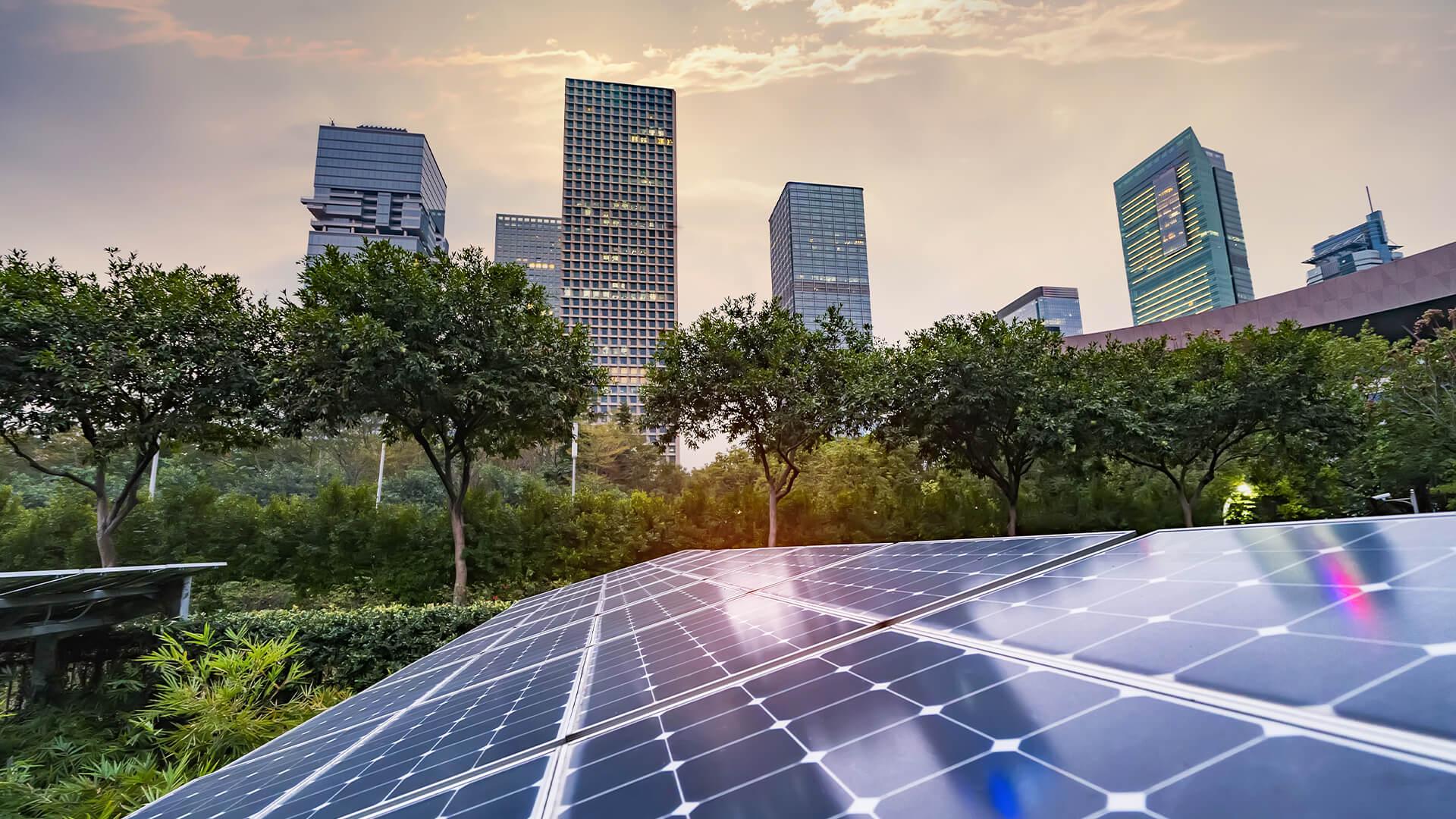 Solar Energy Buildings