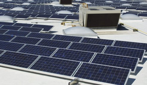 10 Questions About Solar Commercial Rooftops