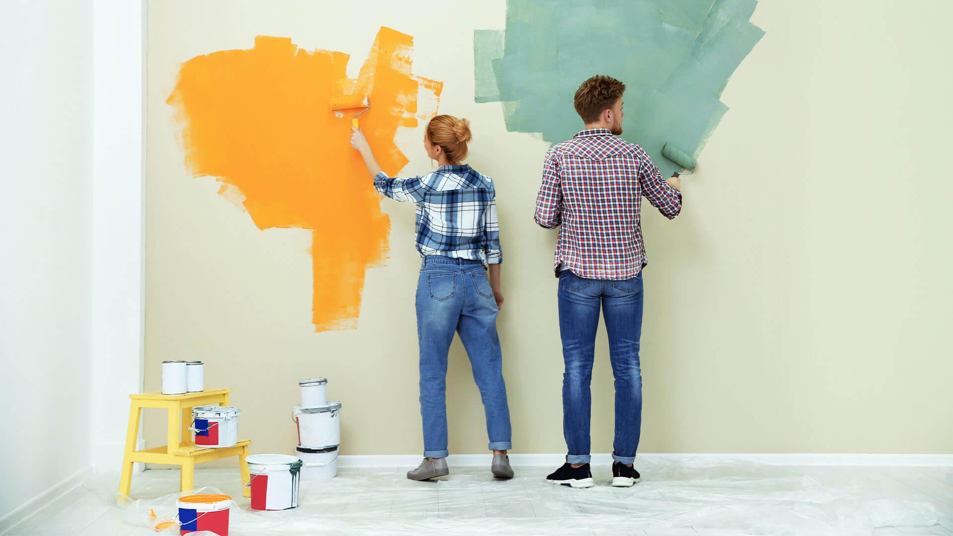 House Repainting