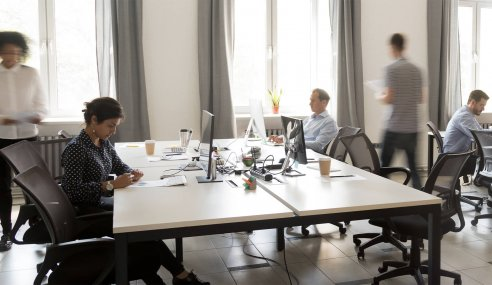 Why the Place of Work Can Increase Or Decrease Employees' Efficiency
