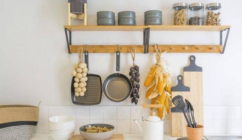 7 Kitchen Features to Maximise Storage Space
