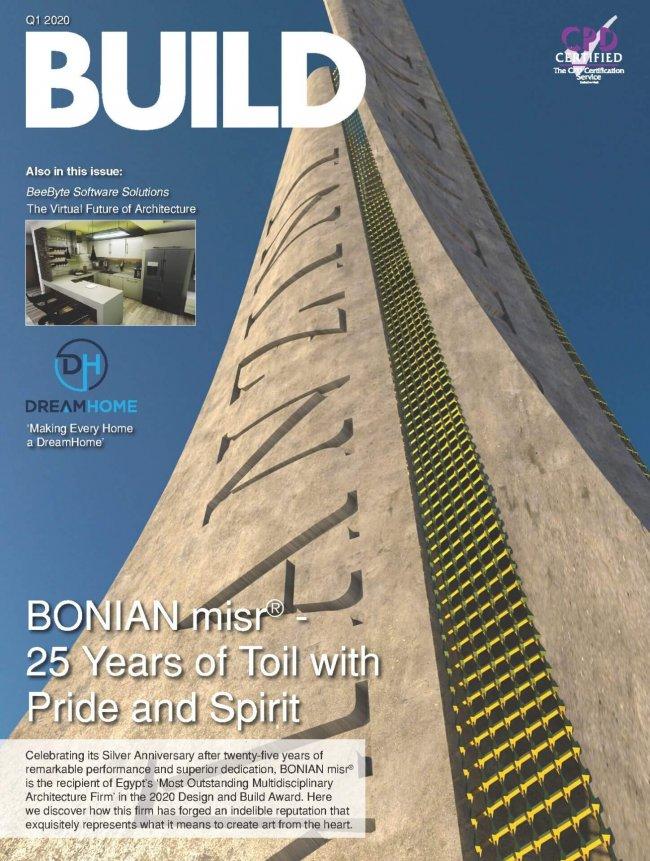 BUILD Q1 2020 - Cover